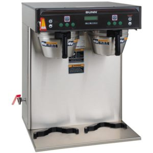 Bunn Dual Coffee Brewer Infusion Series