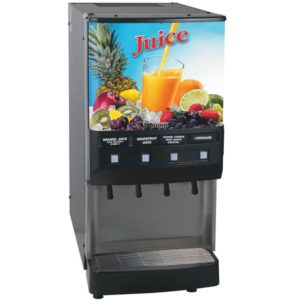 Bunn JDF4S Cold Beverage Dispense Sytem