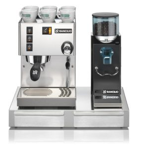 Silvia And Rocky Grinder W Stand